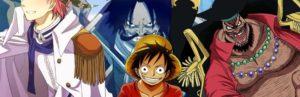 Affiche de One Piece
